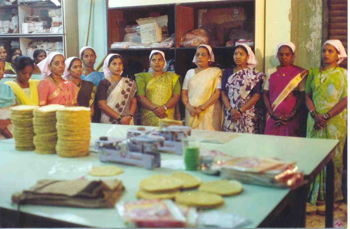 Lijjat Papad: Biggest Business Revolution movement by Indian Women