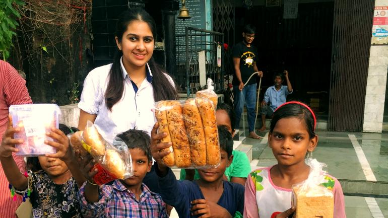 Taira Bhargava, Double Roti Project, Food Wastage, International Stop Food Waste Day, Eliminate Hunger, Inspiration, Motivation, Be A Doer, Doer Life