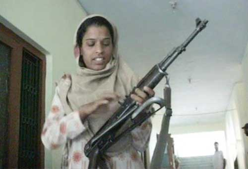 Rukhsana Kausar, Woman Strength, Fight Against Terrorism, Woman Empowerment, Brave Stories, Be A Doer, Doer For Life